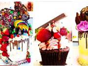 Zdobení dortu 2 - inspirace na výzdobu dortu