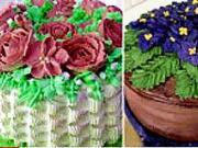 Zdobení dortu 3 - inspirace na výzdobu dortu