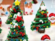 Vánoční ozdoby z čokolády - čokoládové vánoční ozdoby