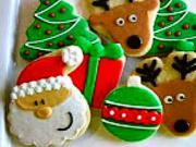 Vánoční cukroví - nápady na zdobení vánočního cukroví