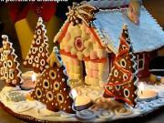 Vánoční perníková chaloupka