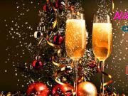 Silvestrovská výzdoba - 10 návodů na novoroční výzdobu