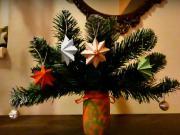 Papírové vánoční ozdoby