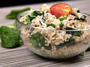 Salát s tuňákem - recept na tuňákový salát
