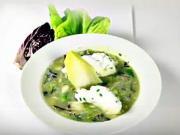 Salátová čekanková polévka na hubnutí - recept