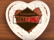 Čokoládová pěna s chilli - recept
