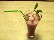Ovocný nápoj - recept na domácí ovocný nápoj