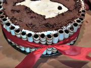 Nanukový dort - recept