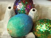 Velikonoční vajíčka - zdobení