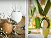 Velikonoční inspirace na výzdobu - Jarní dekorace