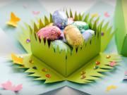 Krabička na velikonoční vajíčka