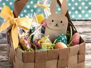 Velikonoční košíky - inspirace na velikonoční dekorace