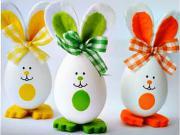 Velikonoční vajíčka - 25 zábavných nápadů na zdobení vajíček
