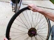 Defekt kola - jak opravit defekt na kole