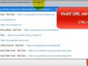 Jak získat více odběratelů: Odkaz na odběr Vašeho YouTube kanálu