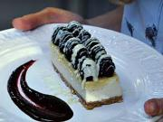 Cheesecake s tvarohem a ovocem - recept