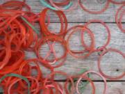 Gumičky - 22 způsobů jak využít gumičky