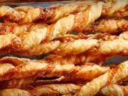 Sýrové tyčinky - recept