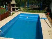 Savba bazénu svépomocí