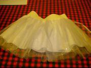 Tylová sukně snadno a rychle i pro nešvadlenky