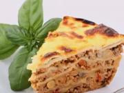 Palačinkové lasagne - recept