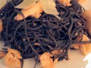 Proteinové špagety s lososem - recept