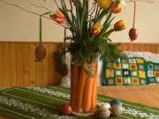 Váza z mrkve