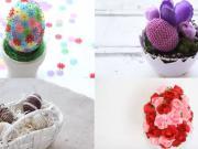 DIY - 4 nápady na velikonoční vajíčka