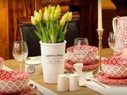 jarní stolování