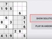 Jak vyluštit sudoku