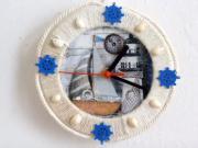 Jak změnit obyčejné dřevěné hodiny na vzpomínku na dovolenou