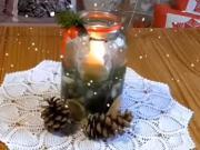 Zimní svícen