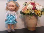 Jak se vyrábí textilní panenka