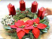 2 x návod na Vánoční adventní věnec
