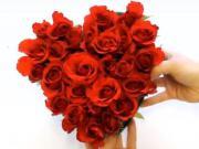 Kytice na Valentýna