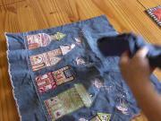 Taška ze sukně