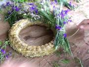Věneček z polních květů