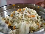 Rybí salát inspirovaný ČSN z roku 1967