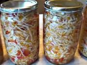 Čalamáda - recept na domáci čalamádu