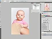 Hromadní úprava fotek - Photoshop