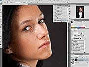 Retušování tváře - Photoshop - Jak retušovat tvář ve Photoshopu