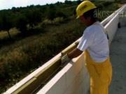 Montáž podkroví - jak se dělá podkroví - Stavíme dům s YTONG