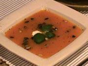 Halloweenská dýňová polévka - recept na dýňovou polévku
