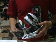 Výběr vázání na snowboard - jak si vybrat snowboardové vázání a boty