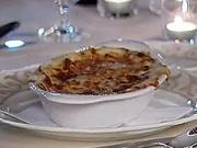 Dýňové lasagne - recept na dýňové lasagne