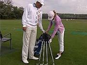 Golfové oblečení a výstroj - Škola golfu s Mariannou Ďurianovou