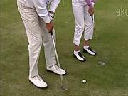 Patování - Škola golfu s Mariannou Ďurianovou