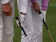 Čipování - Škola golfu  s Mariannou Ďurianovou