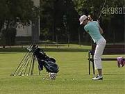 Golfový švih - Škola golfu  s Mariannou Ďurianovou