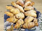 Bratislavské rohlíčky - recept na sladké rohlíčky s náplní